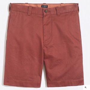 "J. Crew Factory Everest 9"" Gramercy Shorts"